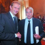 Piero Fassino e Giuliano Pisapia