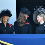 Kate Middleton al Remembrance Sunday