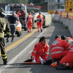 Un incidente stradale