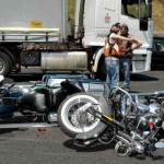 Incidente al raduno Harley Roma 2013